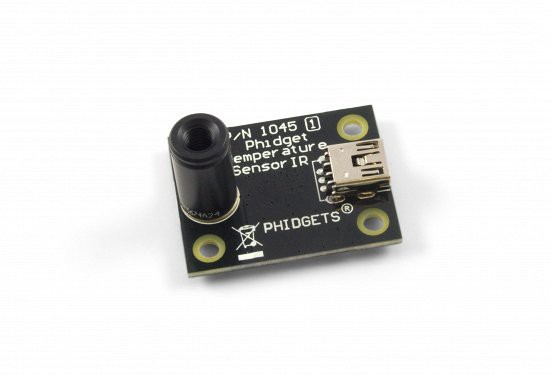 PhidgetTemperatureSensor IR