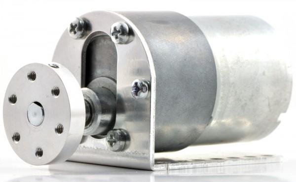 Pololu Stamped Aluminium L Bracket Pair