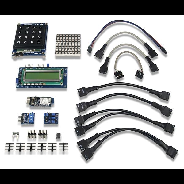 NI myRIO Embedded Systems Accessory Kit