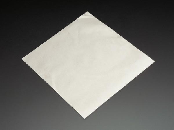 Woven Conductive Fabric - Silver 20cm square