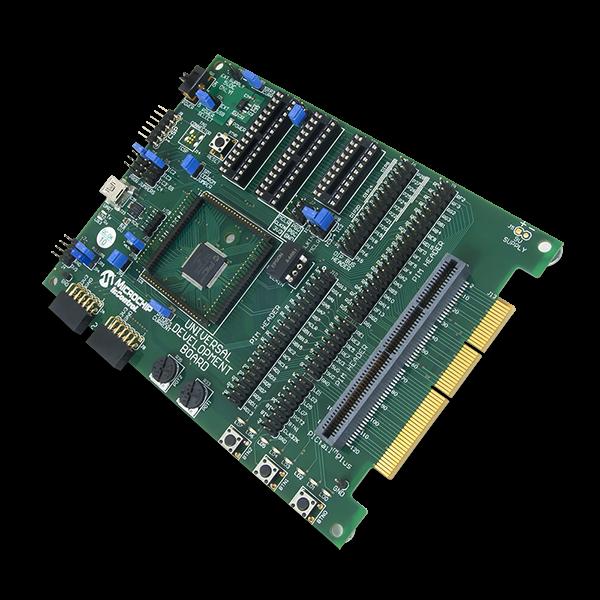 Universal Development Board: for Microchip Processors and PIM Modules